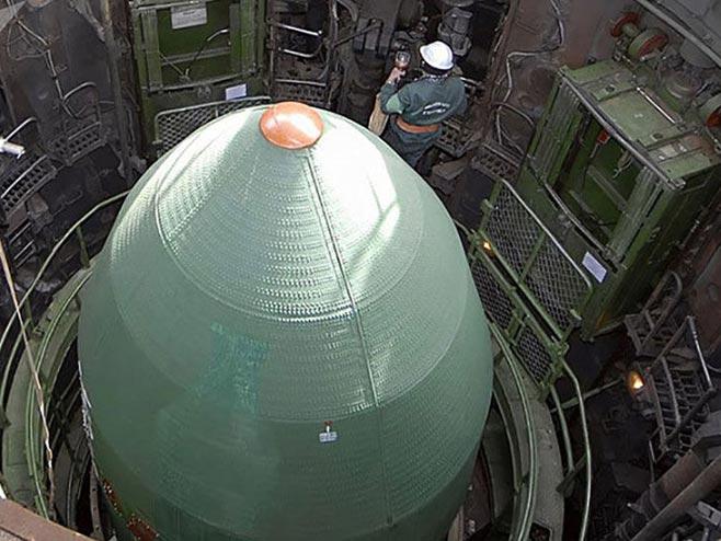 Nuklearno oružje (foto: Sputnik / Sergey Kazakaaa) -
