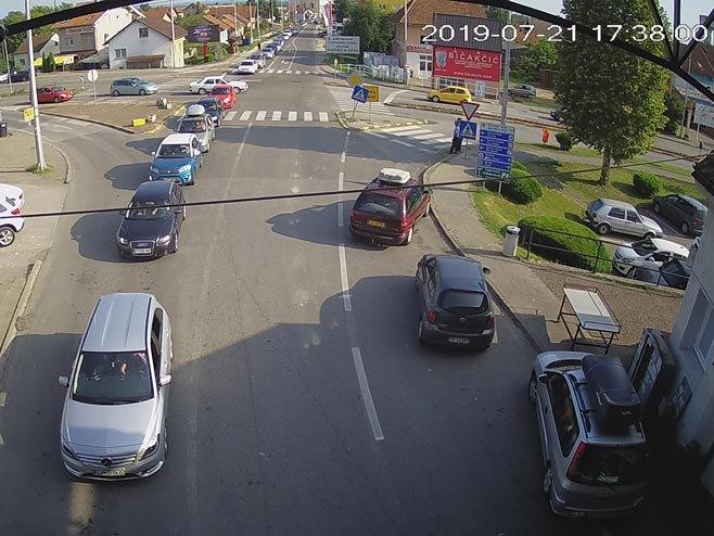Brod - granični prelaz, izlaz iz Srpske (Foto:ams-rs.com/spi) -