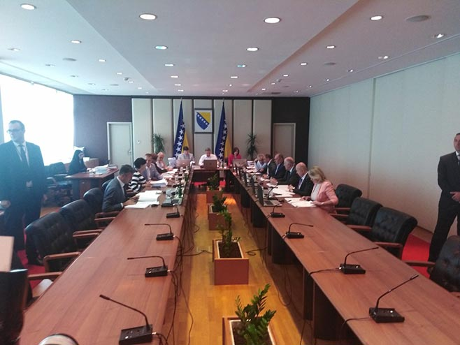 Savjet ministara - sastanak - Foto: RTRS
