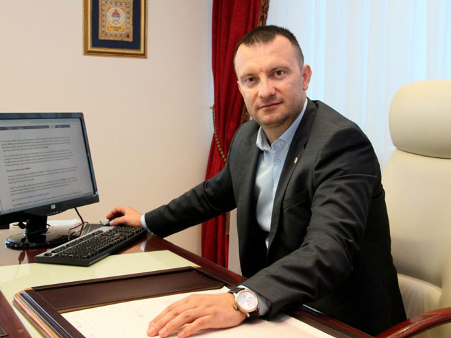 Goran Maričić (foto: A. Golić) - Foto: RTRS