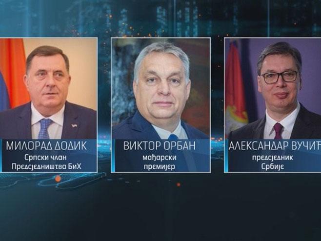Orban pozvao Dodika na konzultacije 148705