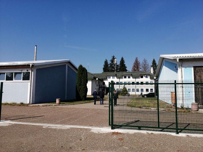 Bivša kasarna Sarica - Foto: RTRS