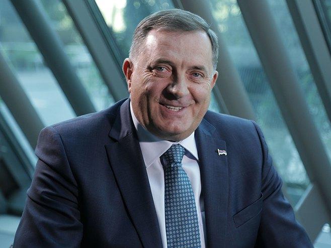 Milorad Dodik (Foto: Sputnjik/Dejan Simić) -