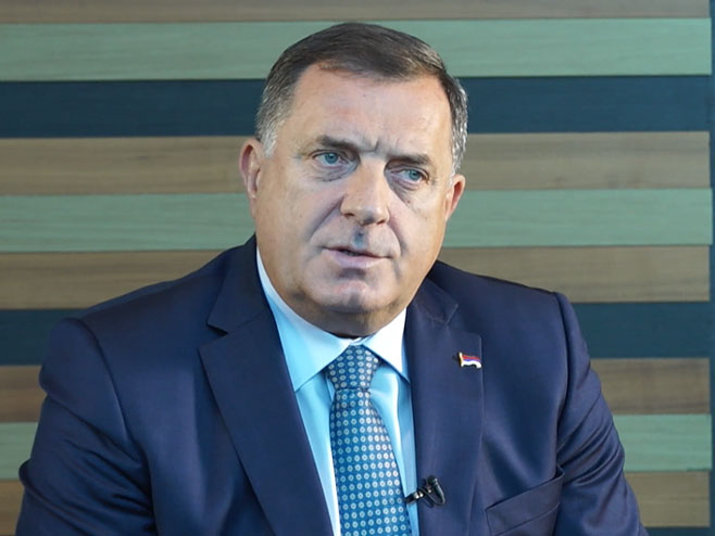 Milorad Dodik - Foto: Screenshot/YouTube