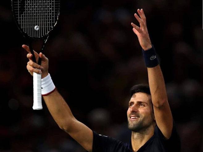 Novak Đoković  (Foto:.facebook.com/NoleFanClub.) -