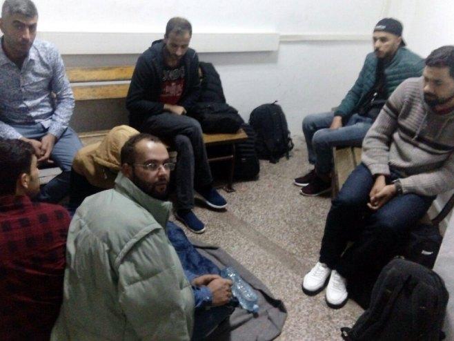 Trebinje: Spriječeno krijumčarenje 10 migranata - Foto: SRNA