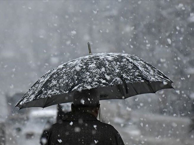Snijeg (foto:AA) -