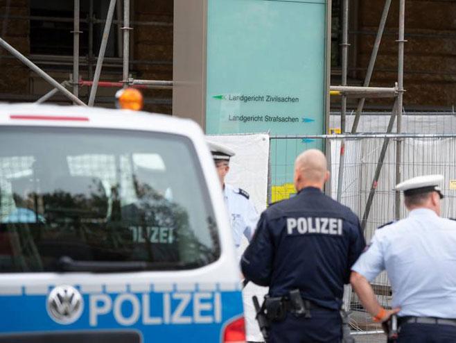 Policija Njemačke  (Foto:Bernd Thissen/DPA) -