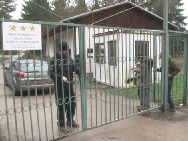 Blažuj - migrantski kamp - Foto: RTRS
