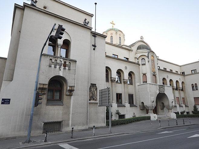 Patrijaršija SPC U Beogradu (Foto: Flickr/Jorge Láscar) -