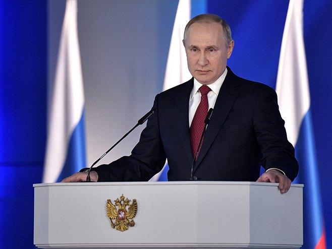 Vladimir Putin (foto:@KremlinRussia_E) - Foto: Twitter