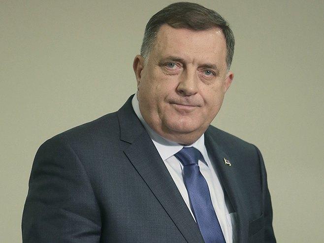 Milorad Dodik (Foto: Siniša Pašalić/RAS Srbija) -
