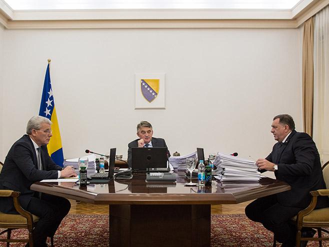 Predsjedništvo BiH - Foto: www.predsjednistvobih.ba