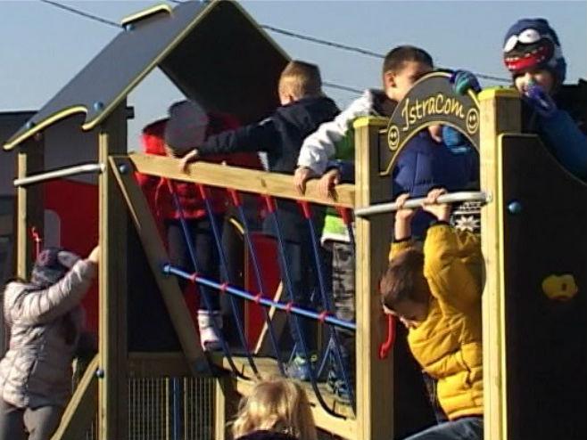 Predškolska djeca - Foto: RTRS