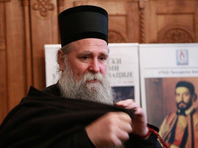 Vladika Joanikije (Foto: Sputnjik/Dejan Simić) -