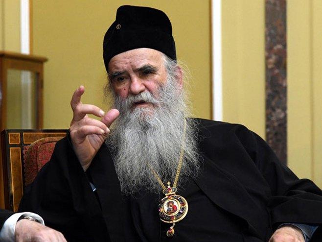 Mitropolit Amfilohije - Foto: Novosti.rs