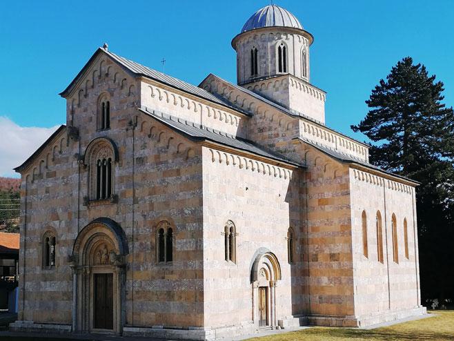 Manastir Visoki Dečani - Foto: SRNA