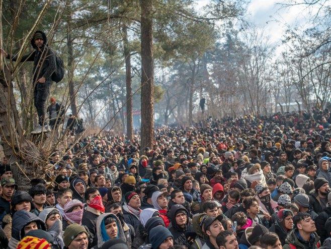 Migranti - Foto: AFP