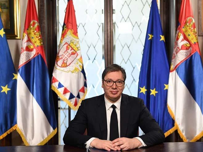 Aleksandar Vučić (foto:instagram.com) -