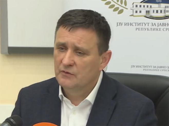 Vlado Đajić - Foto: RTRS