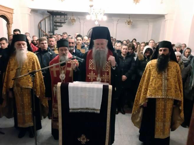 Episkop Joanikije - Foto: SRNA