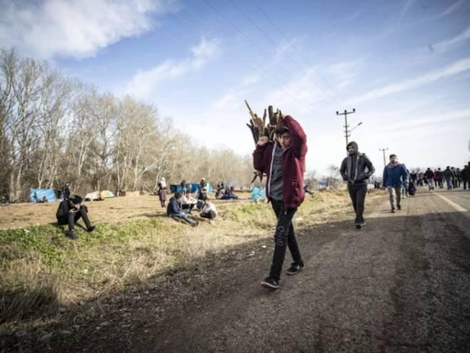 Migranti - Foto: Anadolija