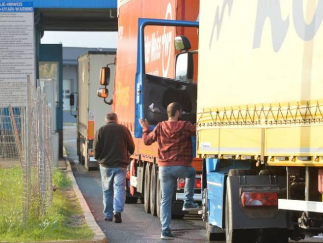 Vozači kamiona - Foto: Glas Srpske