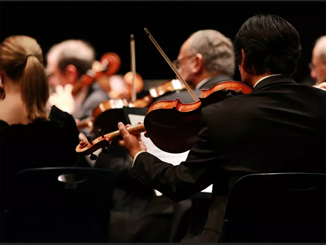 Simfonijski orkestar (foto: CC0 / Pixaba) -