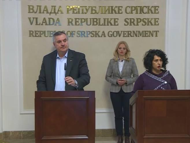 Vlada - Foto: RTRS