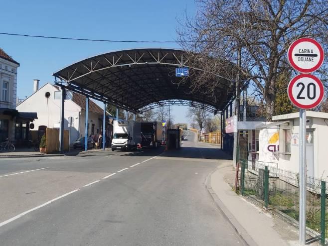 Granični prelaz Gradiška - Foto: RTRS