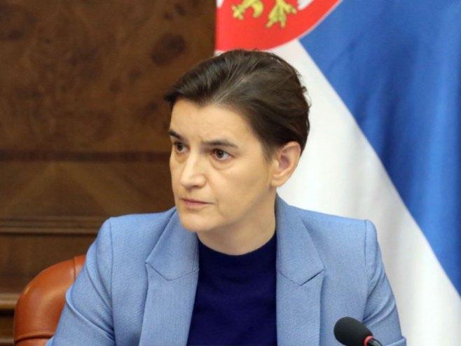 Ana Brnabić - Foto: TANJUG