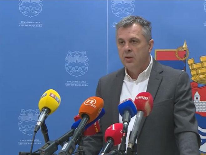 Igor Radojičić - Foto: RTRS