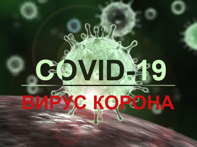 Virus korona (Ilustracija RTRS) -