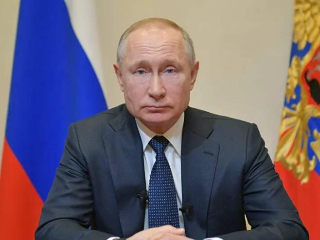 Vladimir Putin (foto: Sputnik / Alekseй Družinin) -