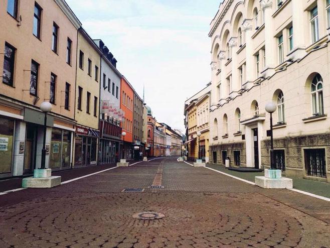 Gospodska ulica u Banjaluci -