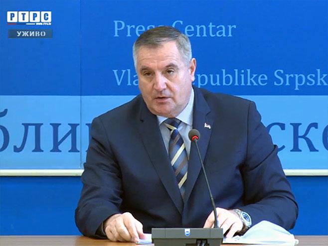 Radovan Višković - Foto: RTRS