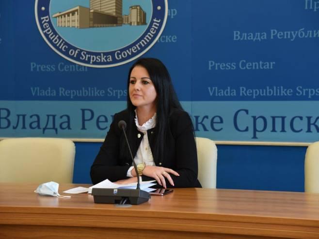 Sonja Davidović - Foto: RTRS