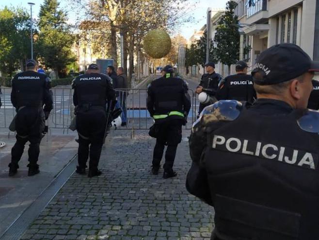 Policija Crne Gore  (Foto:rs.n1info.com/) -