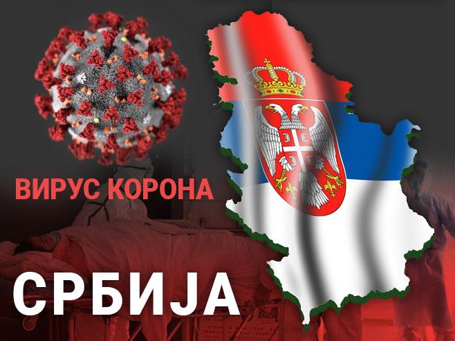 Virus korona u Srbiji (Ilustracija RTRS) -