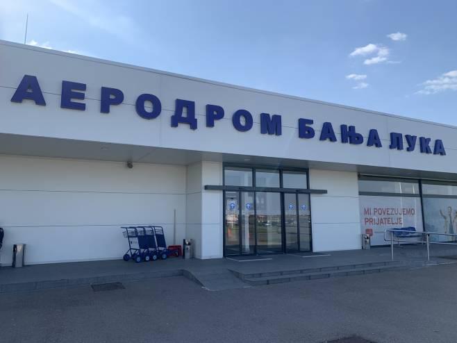 Aerodrom Banjaluka - Foto: RTRS