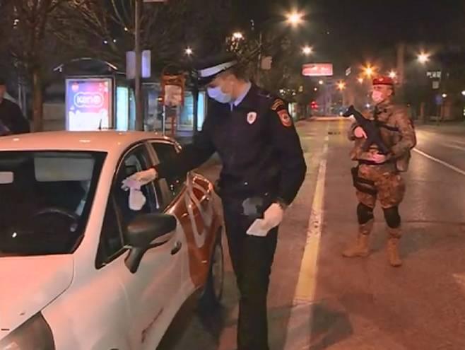 Policijski čas - Foto: RTRS