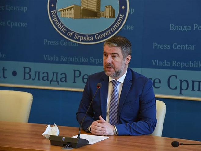 Alen Šeranić (Foto: Vlada Republike Srpske) -