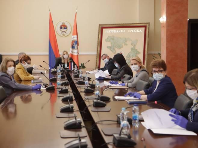 Sastanak u Palati Republike - Foto: RTRS