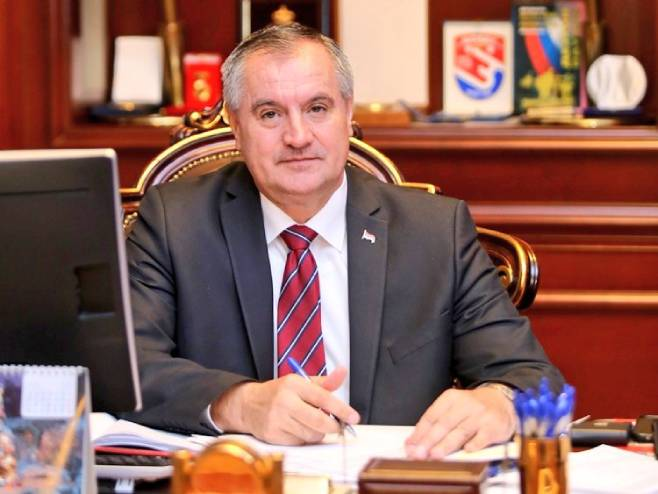 Radovan Višković (foto:Vlada Republike Srpske) - Foto: Twitter