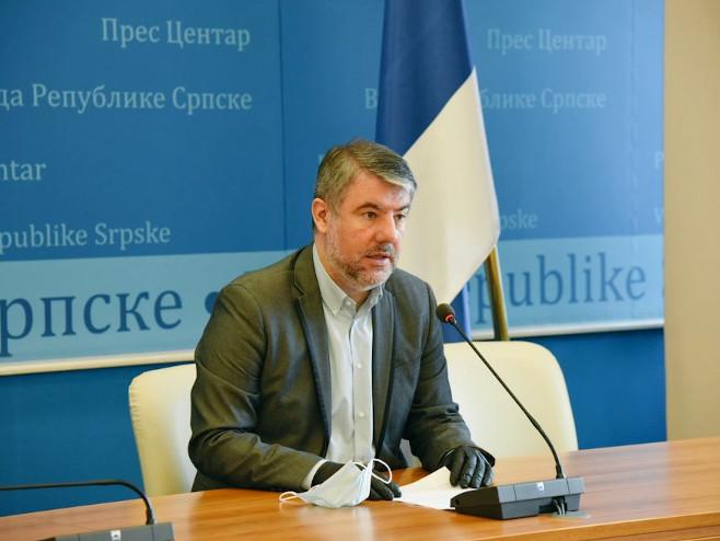 Alen Šeranić  (Foto:twitter.com/VladaSrpske) -