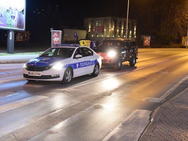 Policija Republike Srpske  (Foto: Velibor Tripić) - Foto: nezavisne novine