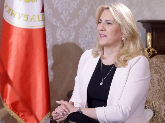 Željka Cvijanović - Foto: RTRS