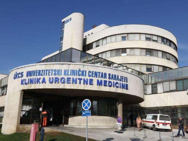 Univerzitetski klinički centar Sarajevo (foto: radiosarajevo.ba) -
