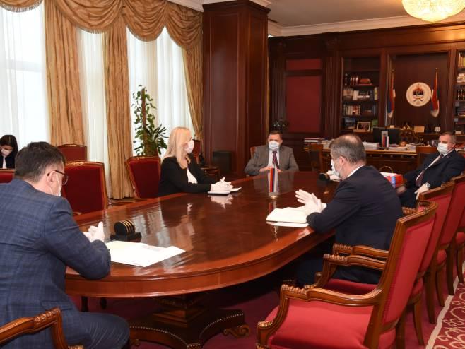 Glavni koordinacioni tim - Foto: RTRS