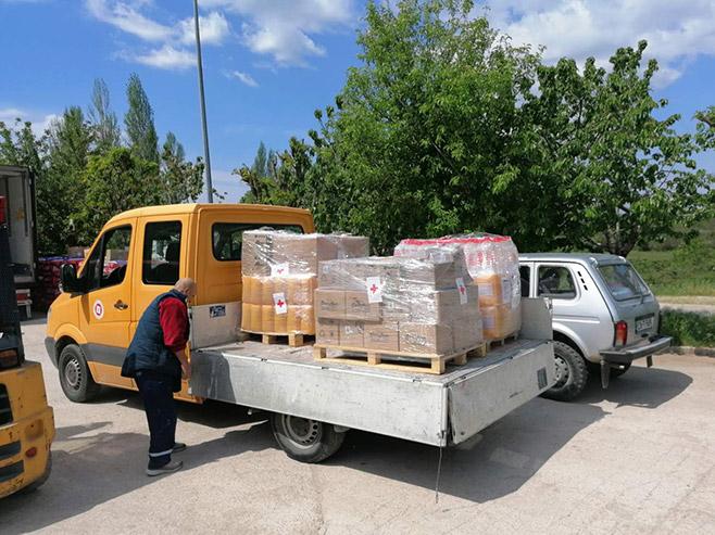 Pomoć za zdravstvene ustanove u Hercegovini - Foto: SRNA